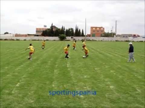 Centre de formation de football-sportingspania