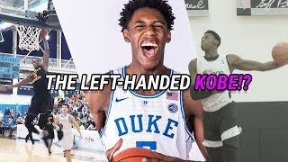 RJ Barrett Will Be The #1 Pick In The 2019 NBA DRAFT! Full Senior Year Highlights 🔥