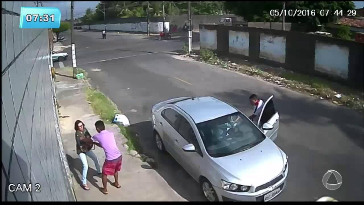 VIDEOS - Assaltos em São Luís
