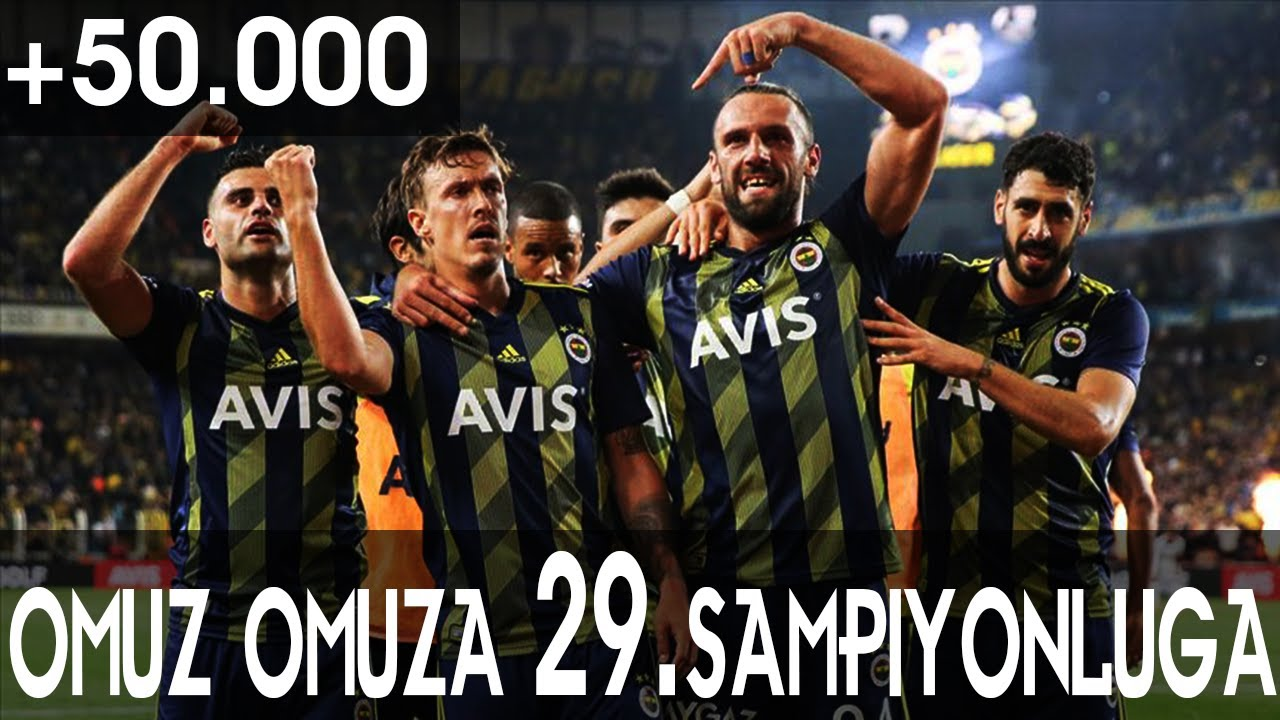 Fenerbahçe Motivasyon Klibi | Şampiyonluk Şarkıları Söyleyeceğiz !