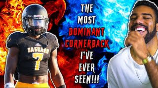 #1 Cornerback In The Country IS NOT FAIR!!! | Sharpe Sports