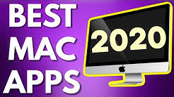 Best Mac Apps 2020: Top 20 Apps Every Mac User NEEDS