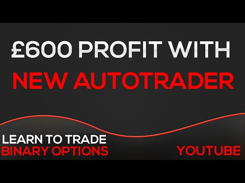 New Auto Trader Test - £600 Profit On Day 1!