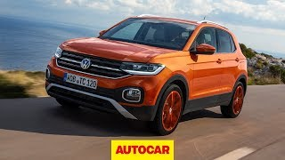 2019 Volkswagen T-Cross review - the best compact crossover SUV on the market? | Autocar