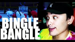 AOA - Bingle Bangle MV Reaction! [ITS GONNA BE STUCK IN MY HEAD LOL] - Stafaband