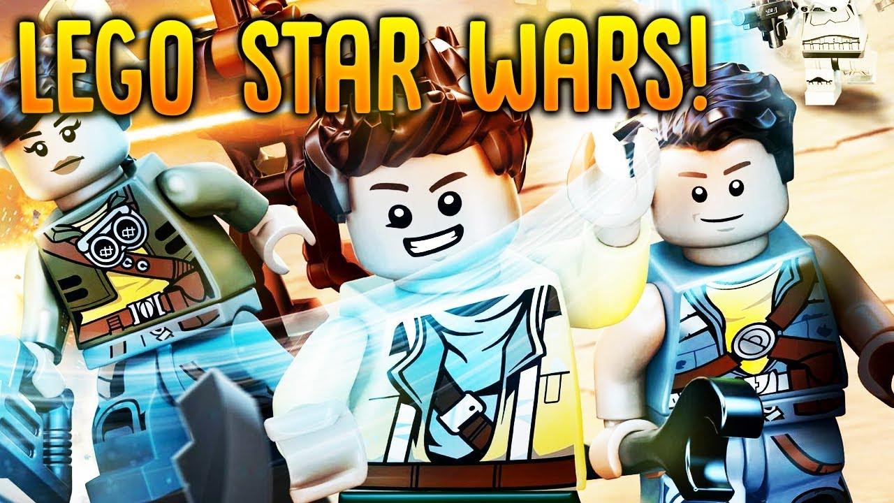 Darmowe Gry Online Lego Star Wars Rebelianci Gwiezdne Wojny