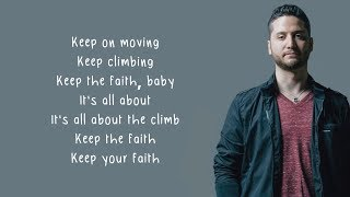 The Climb - Miley Cyrus (Boyce Avenue acoustic cover)(Lyrics)