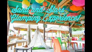 SAND AND STARS Glamping Experience!!! | Dipaculao, Aurora