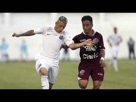 Santos 0 x 0 Ferroviária | Copa SP 2016 (06/01/16)