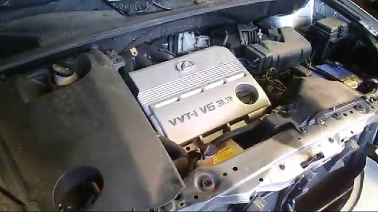 hight resolution of wrecking 2005 lexus rx330 3 3 c16355