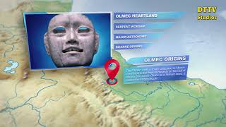 Ancient Olmec Discoveries That Will Make You Question Who They Really Were