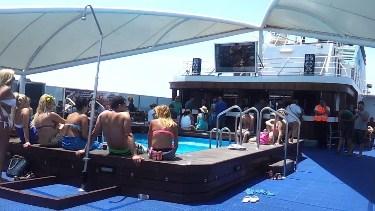 Ferry from ibiza to denia youtube for Oficina balearia ibiza