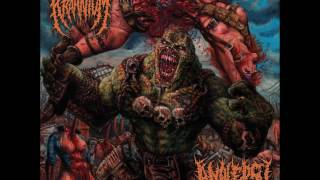 Kraanium / Analepsy - The Kraanialepsy (SPLIT STREAM)