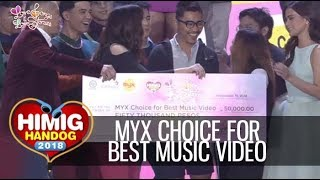 Sugarol - Myx Choice for Best  | Himig Handog 2018