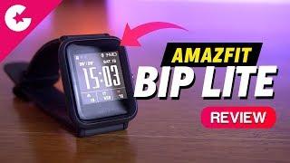 amazfit BIP Lite- Unboxing & Review - Best Budget SmartWatch!!