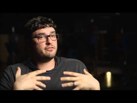 The Fantastic Four: Director Josh Trank Behind the Scenes Movie Interview -2015