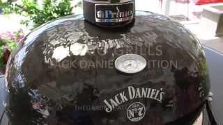 Jack Daniel39;s Edition Primo Ceramic Grill TheGardenGatescom