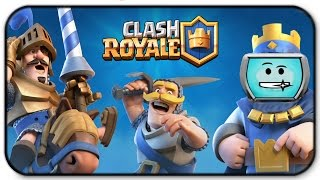 Roblox Clash Royale Tycoon - Hail To the King Baby!