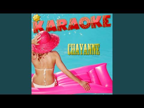 Dulce y Peligrosa (Popularizado por Chayanne) (Karaoke Version)