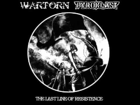 WARTORN_PYROKLAST - SPLIT