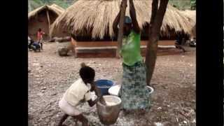 Childs Life in Africa