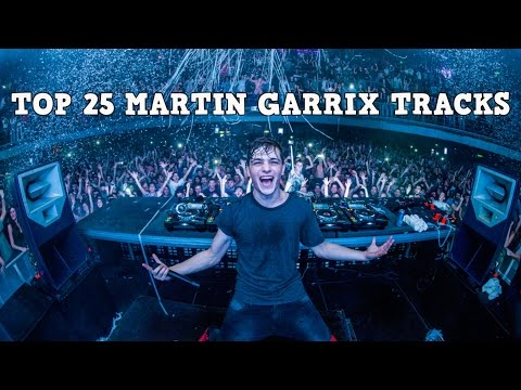 Top 25 Best Martin Garrix Tracks 2016