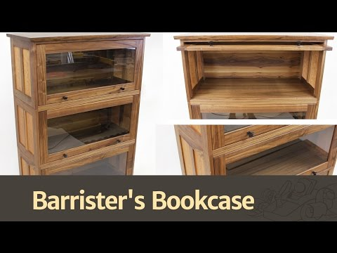273 - Barrister&#39;s Bookcase<a href='/yt-w/XmH8rBorj2Y/273-barrister39s-bookcase.html' target='_blank' title='Play' onclick='reloadPage();'>   <span class='button' style='color: #fff'> Watch Video</a></span>