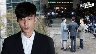 Download Singer Roy Kim appeared before the police over alleged sharing of porn/Pres. Moon-US trip Mp3