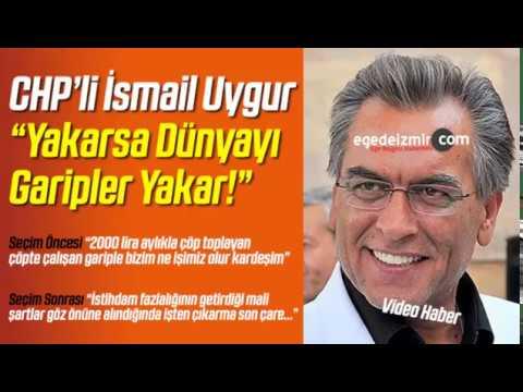 CHP Torbalı Belediye Başkanı ismail Uygur'un Seçim Öncesi Reklam Filmi