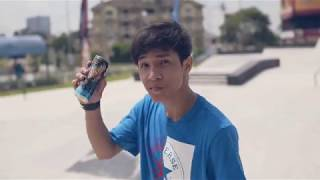 Drink Alicafe Graffiti & Win Converse Products