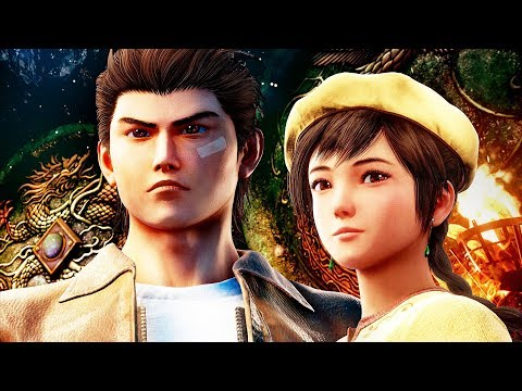 SHENMUE 3 Walkthrough Gameplay Part 1 - PROLOGUE (SHENMUE III)