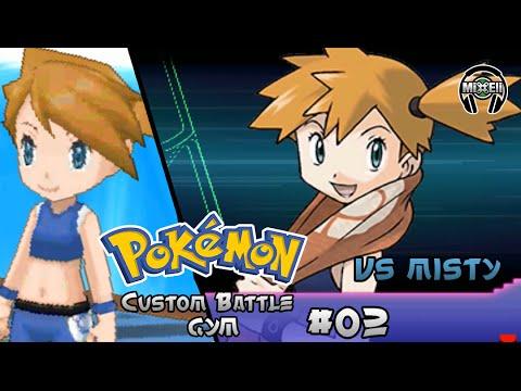 Pokemon Battle Gym 2: Red Vs Misty