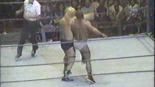 Greg Valentine vs Ivan Putski (Superstars of Wrestling)