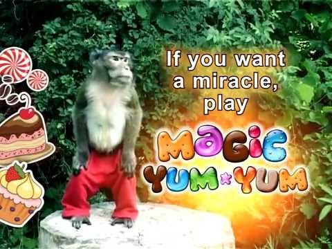 Умная обезьяна. Smart