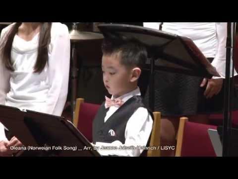 Oleana (Norweian Folk Song) ... Arr. by Jeanne Julseth-Heinrich / LISYC