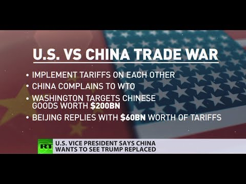 Crude behaviour: Trade war escalates as China halts all oil imports from US
