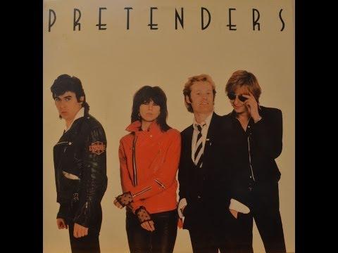 Pretenders Pretenders Debut Full album vinyl LP