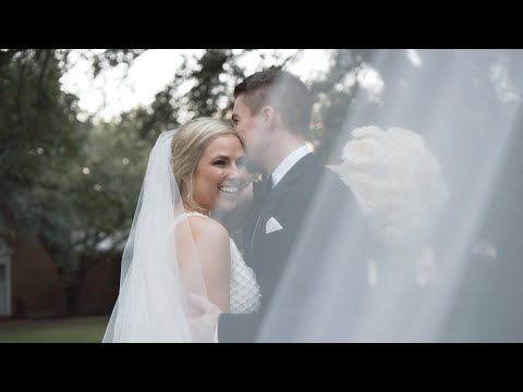 Sara + Cullum || Wedding Highlight Film || Royal Lane Baptist Church in Dallas, TX