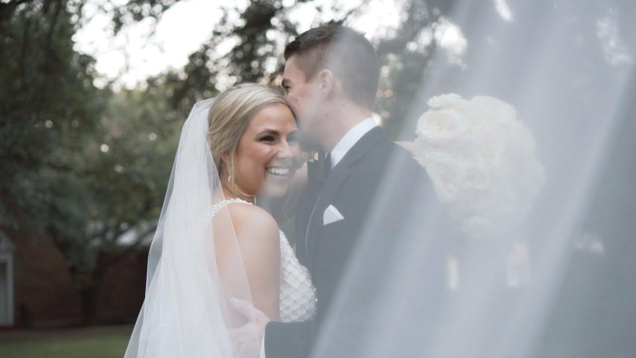 Sara + Cullum || Wedding Highlight Film || Royal Lane Baptist Church ...