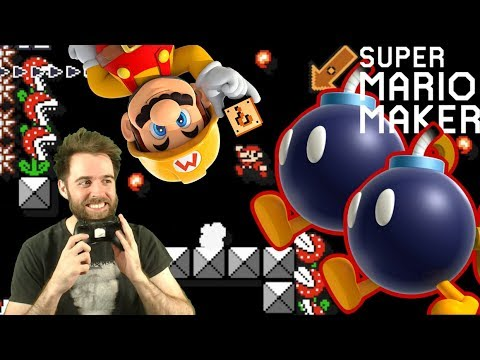 It Feels So Good But So Wrong \\ Hot Twitter Action! [SUPER MARIO MAKER]
