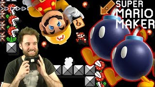 It Feels So Good But So Wrong  Hot Twitter Action! [SUPER MARIO MAKER]