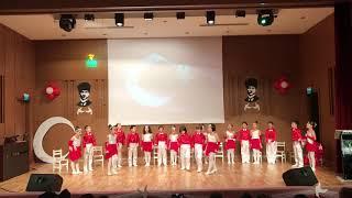 Tuzla Doğa Koleji 2-A Sınıfı 29 Ekim Cumhuriyet Bayramı Gösterisi