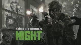 Black Ops Zombies: Nacht Der Untoten Gameplay! Rezurrection Map Pack 4 DLC