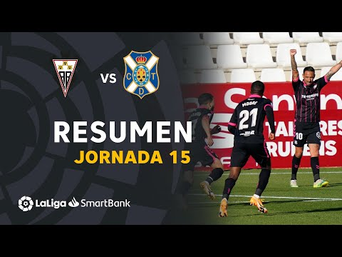 Albacete Tenerife Goals And Highlights