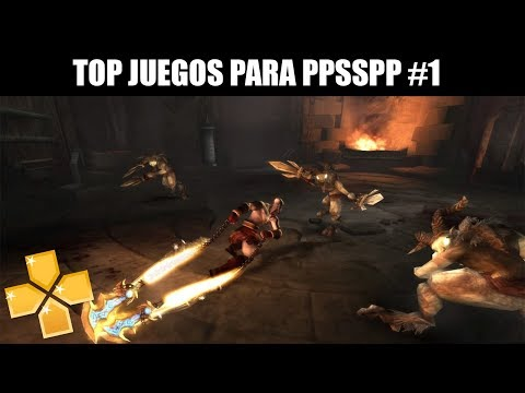 Top 10 : Mejores juegos para PPSSPPAndroid 2017 1  Links de los JuegosMEGA