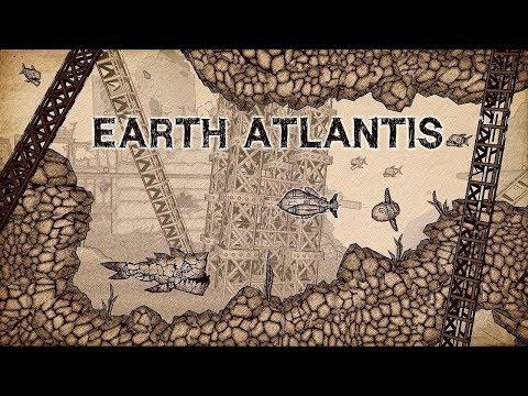 Earth Atlantis (PC) Gameplay 2019 |