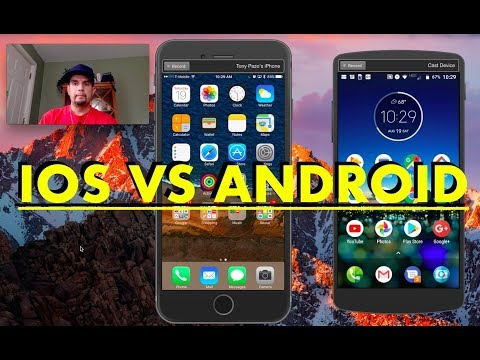 iOS VS ANDROID IN 2017