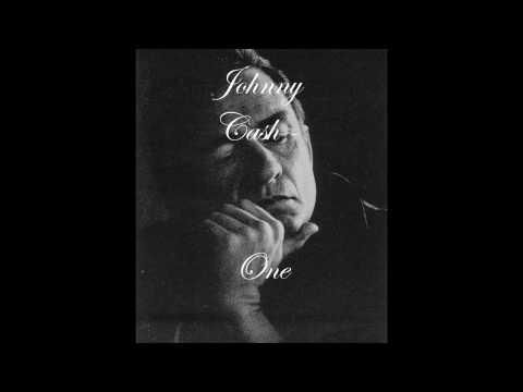 Johnny Cash - One (Lyrics)
