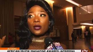 African Muzik Magazine Awards (AFRIMA) - Joy Entertainment Today (22-5-18)