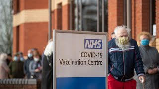 UK hopes to complete first doses of vaccine to all adults by September